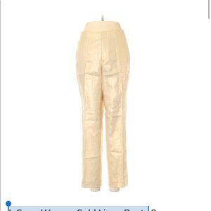 J Crew Linen pants